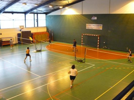 journee badminton 14.06.09
